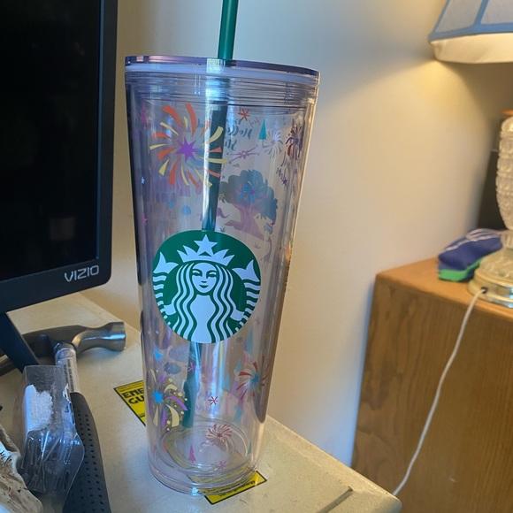 Starbucks Disney World Tumbler